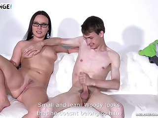 Wendy Moon gets fucked and brings her friend over to watch
