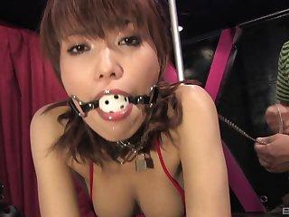 Kinky Japanese wife Yui Shimizu enjoys having rough fucking