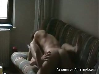 This nympho has never been fucked on camera and today is her lucky day