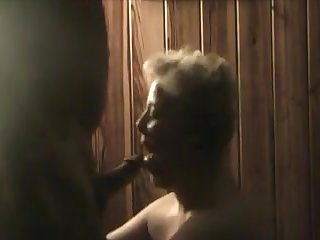 This granny really need facial and cum in mouth
