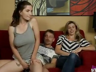 Molly Jane nails her Parent behind Moms back